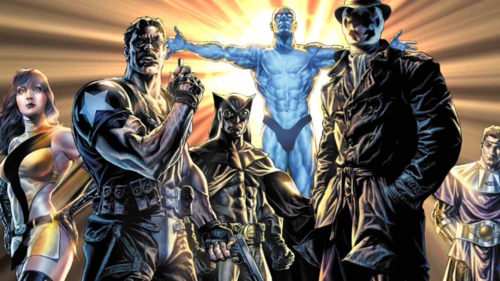 watchmen From Ink to Sound: How Comic Books Influenced Music