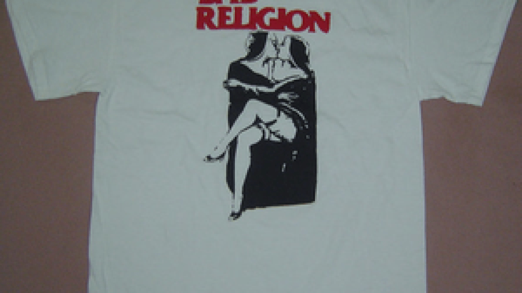 badreligionoffensive Here are the 25 Worst Band T Shirts