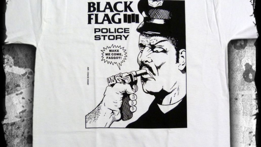 blackflagoffensive Here are the 25 Worst Band T Shirts