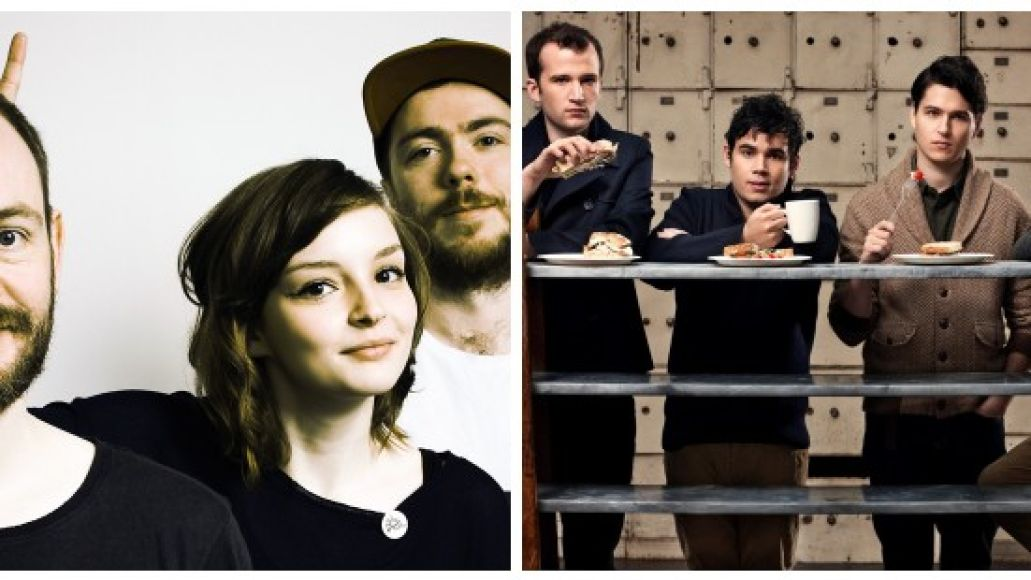 chvrches vampy weeks The 10 Worst Bonnaroo Scheduling Conflicts