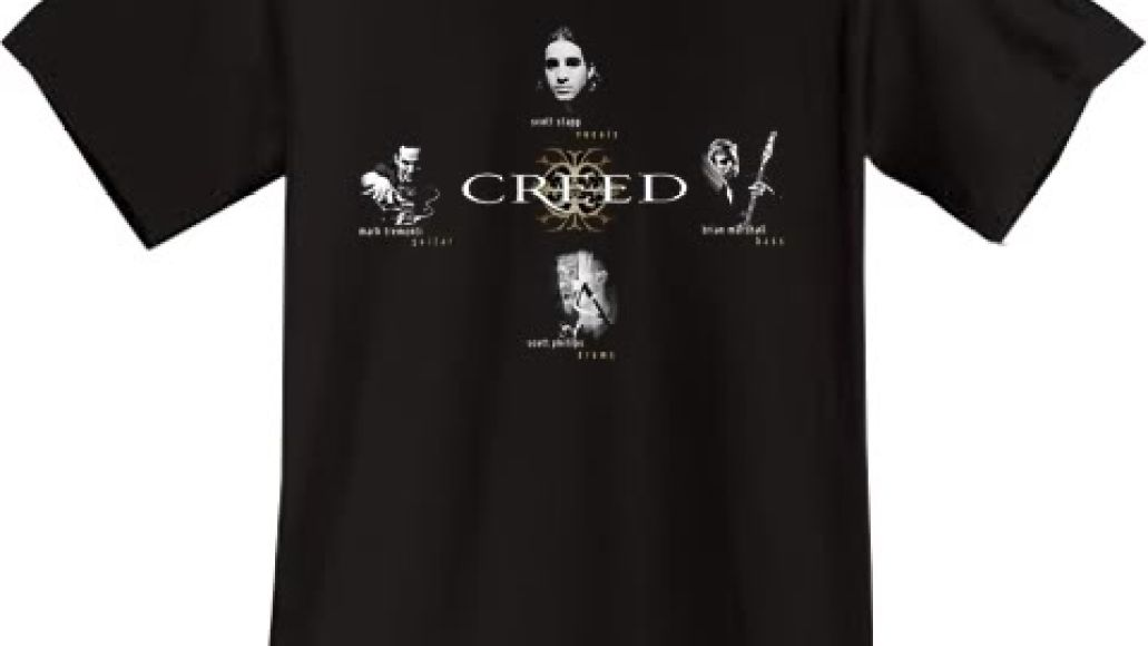 creed shirt