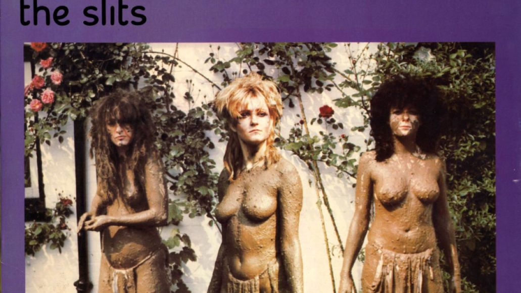 slits cut 20 Outrageous Album Covers: Volume Three