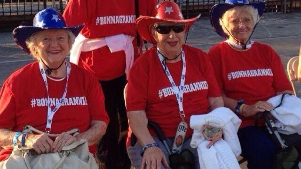 10437357 10104534212793135 3233900513700045240 n Meet Bonnaroos oldest attendees, the Bonnagrannies