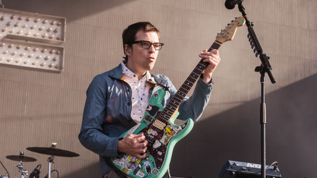 BOTTLEROCK-SATURDAY-WEEZER.DELGRANDE.MAY 31, 201425