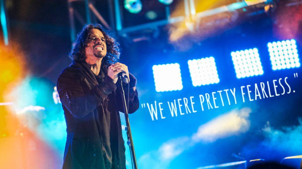 cornell soundgarden Soundgarden: Times Are Gone
