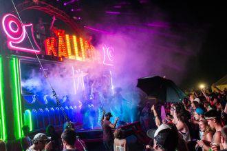 Kalliope Stage // Photo by Ben Kaye