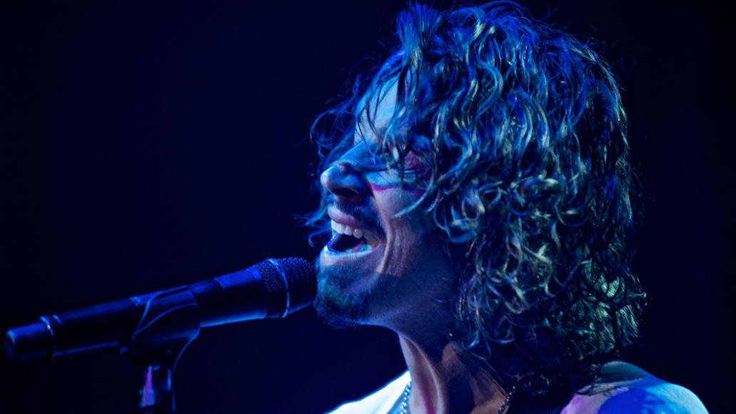 Chris Cornell, photo by Robert Altman