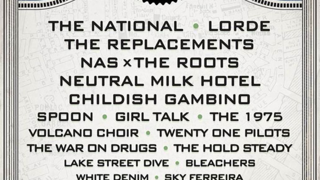 bc fall Top 10 Music Festivals in North America: Summer 2014 Power Rankings