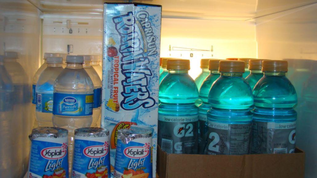 fridge stocked Prepare Yourself to Repair Yourself