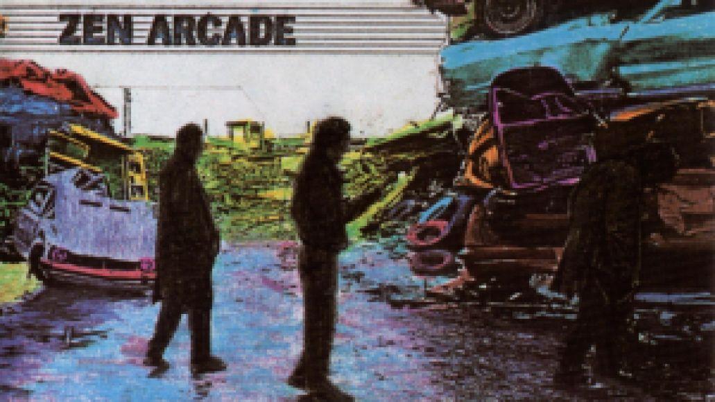 husker du zen arcade The 50 Albums That Shaped Punk Rock