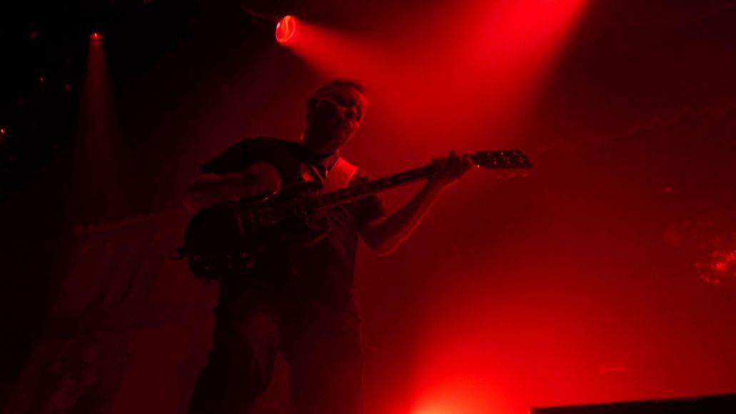 no3 Live Review: New Order at Chicagos Aragon Ballroom (7/1)