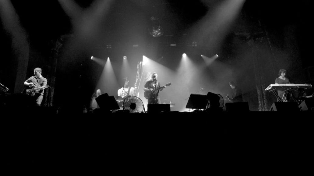 no8 Live Review: New Order at Chicagos Aragon Ballroom (7/1)