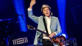 Paul McCartney, photo by Joshua Mellin