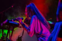 Grimes // Photo by Philip Cosores