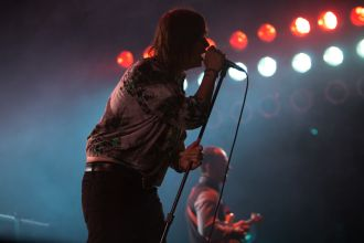 The Strokes // Photo by Philip Cosores