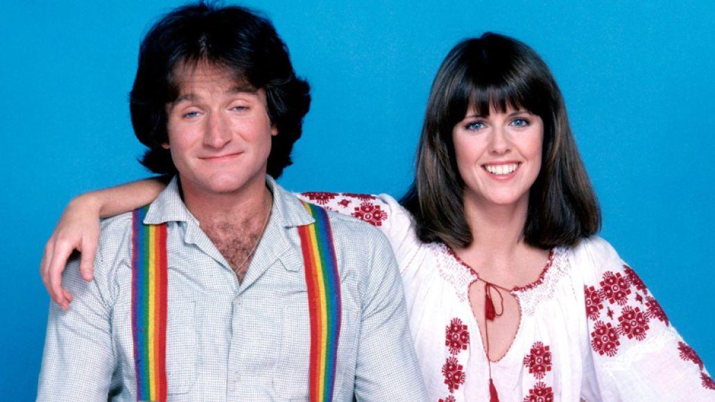 mork mindy A Goodbye to Robin Williams