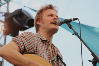 Hiss Golden Messenger // Photo by Nina Corcoran