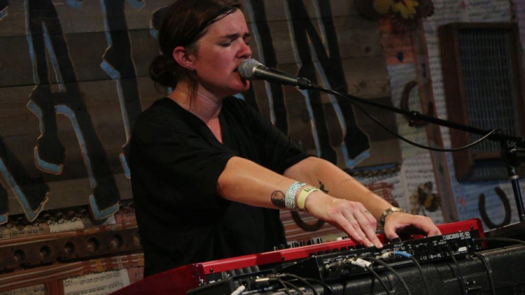 Nina Corcoran, Julianna Barwick 2
