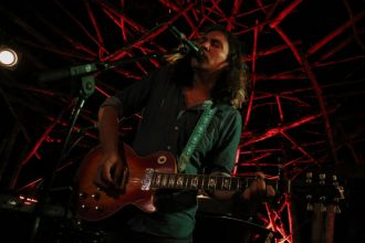 The War on Drugs // Photo by Nina Corcoran
