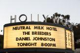 Neutral Milk Hotel // Photo by Philip Cosores
