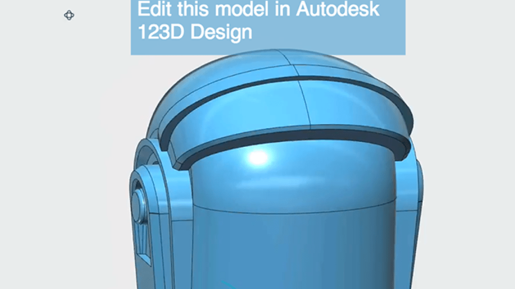 daftpunkhelmet002 Heres how to 3D print your very own Daft Punk helmet