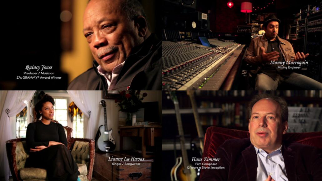 distortion of sound montage Mike Shinoda, Slash, Hans Zimmer, and more discuss The Distortion of Sound