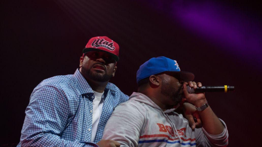 ghostraekwon Live Review: Wu Tang Clan at Brooklyns Barclays Center (9/20)