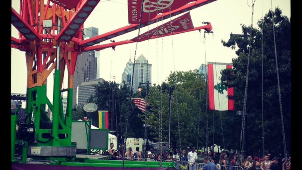 Made in America Swings - Killian Young