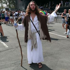 Jesus // Photo by Killian Young