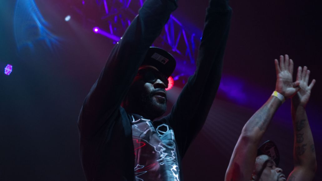 rza Live Review: Wu Tang Clan at Brooklyns Barclays Center (9/20)