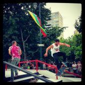 Skate Park // Photo by Killian Young