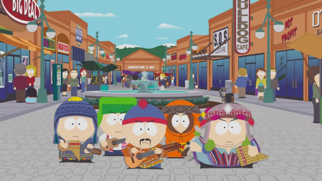 south park s12e10c03 no trabajar aqui 16x9 Ranking: Every South Park Song from Worst to Best