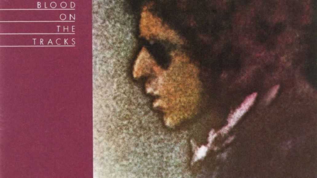 blood on the tracks album cover1 Ranking: Every Bob Dylan Album From Worst to Best