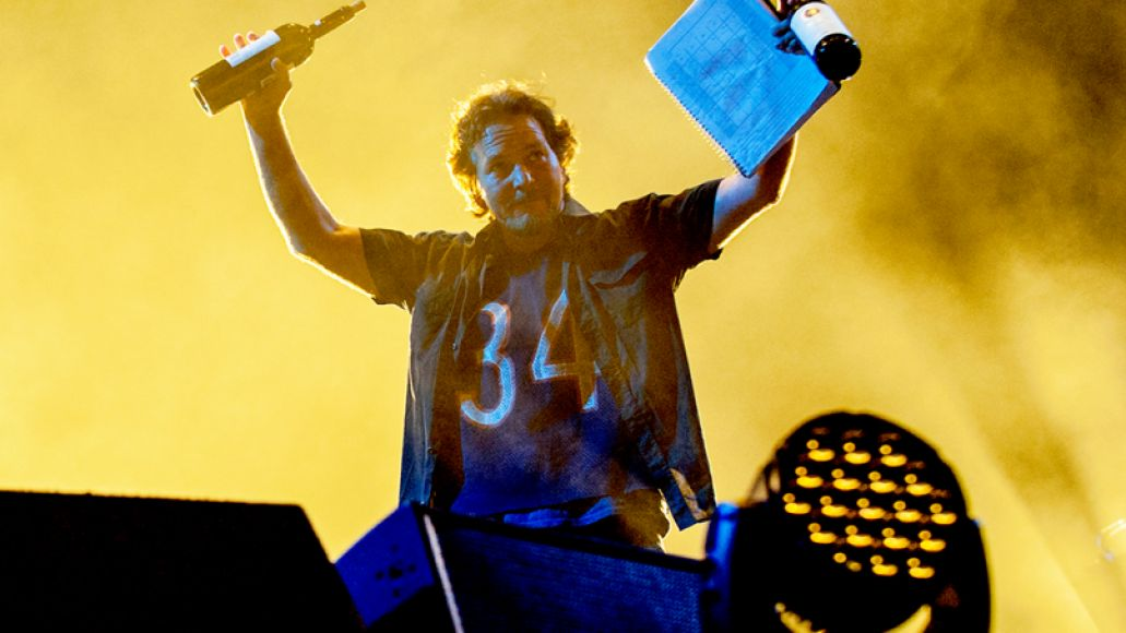 dh aclfestival pearljam 1589 The 25 Best Rock Acts with Unique Setlists