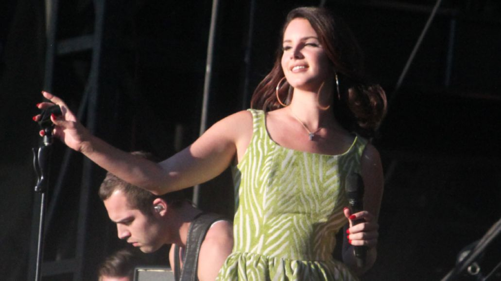 kaplan cos acl saturday1 lana del rey 11 The 25 Most Anticipated Tours of Summer 2015