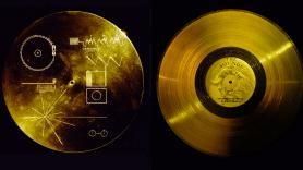 NASA space disc