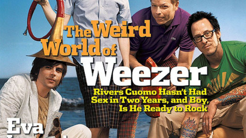 weezer rivers Weezer: Everythings Alright
