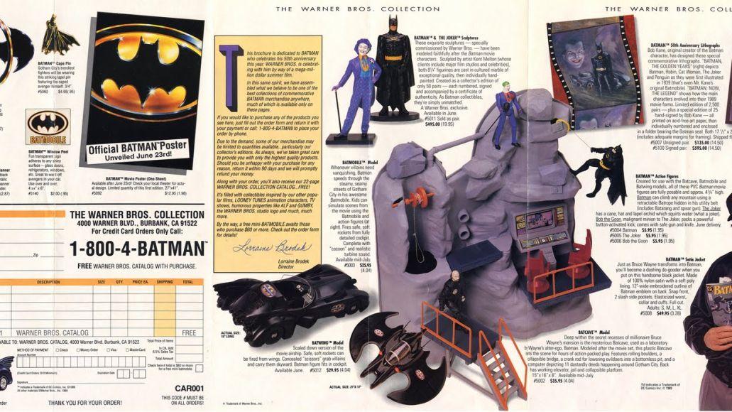 1989 brochure front