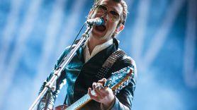 Arctic Monkeys, photo by David Brendan Hall
