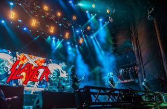 Slayer // Photo by David Brendan Hall