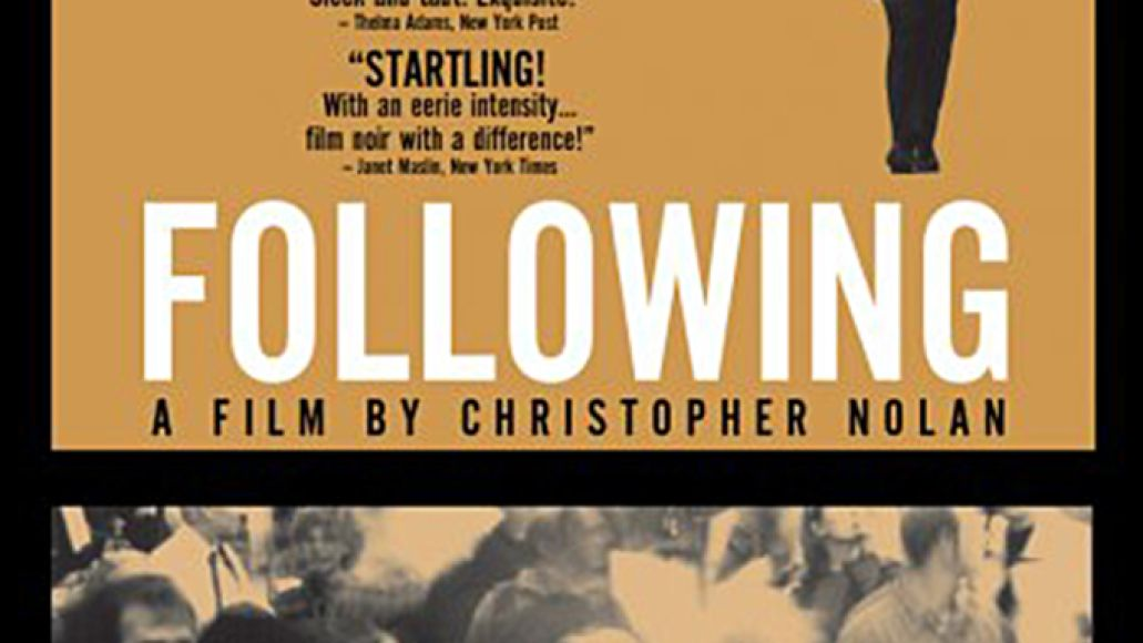 following Ranking: Every Christopher Nolan Movie from Worst to Best
