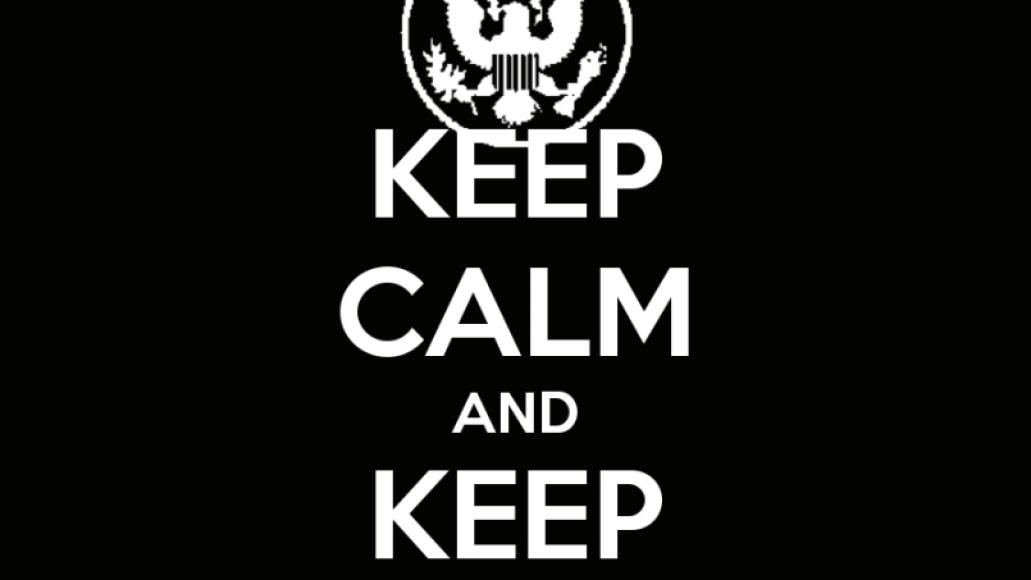 keep calm and keep headbanging Is Headbanging Dangerous?