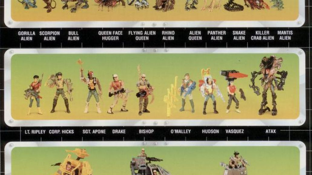 kenner aliens The 5 Worst and Best Movie Action Figures