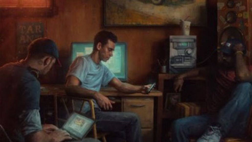 logic under pressure artwork e1416341490472 The Plug, Vol. 4: Childish Gambino Studied, T.I. Dissected, and Big Bank Hank Remembered