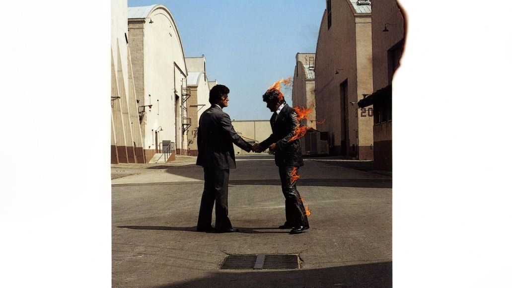 lp cover pink floyd wish you were here The 100 Greatest Albums of All Time