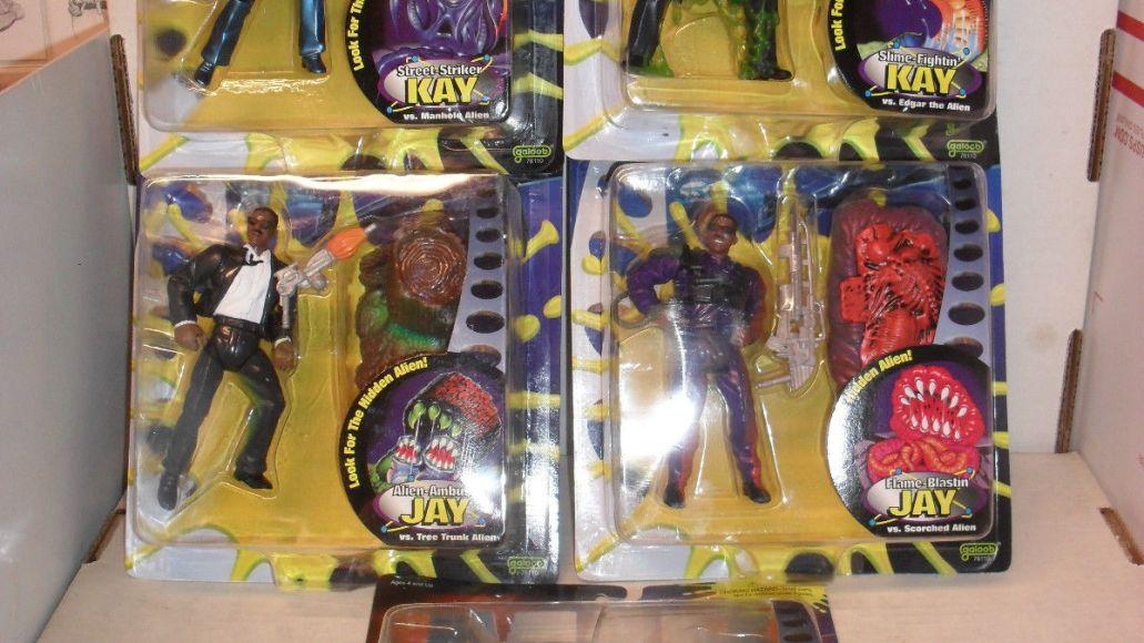 men in black figures The 5 Worst and Best Movie Action Figures