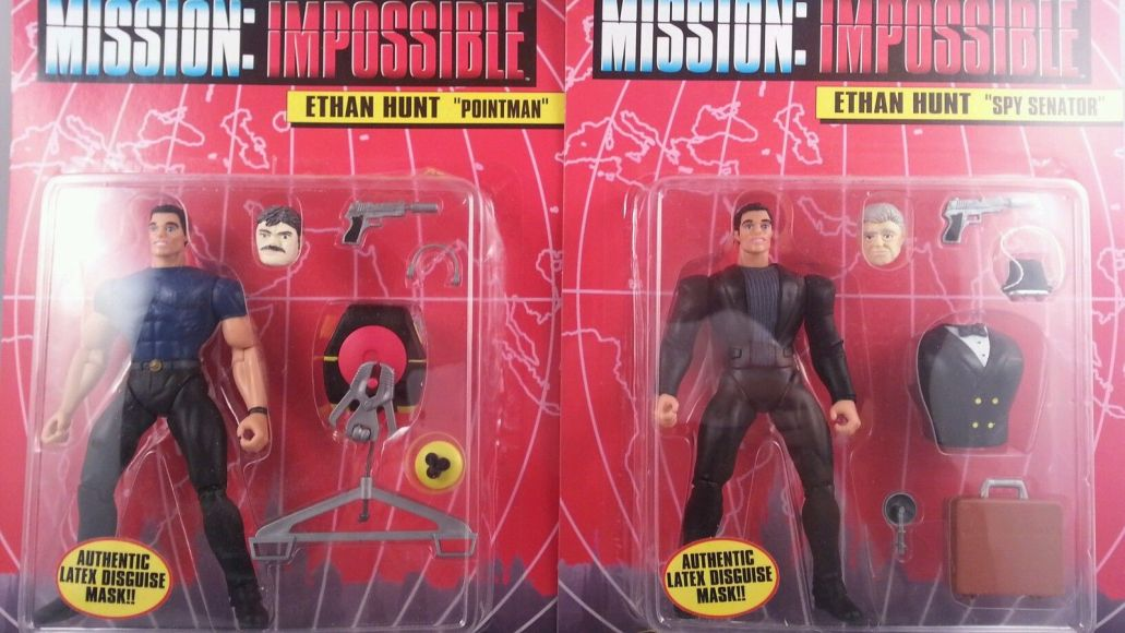 mission impossible The 5 Worst and Best Movie Action Figures