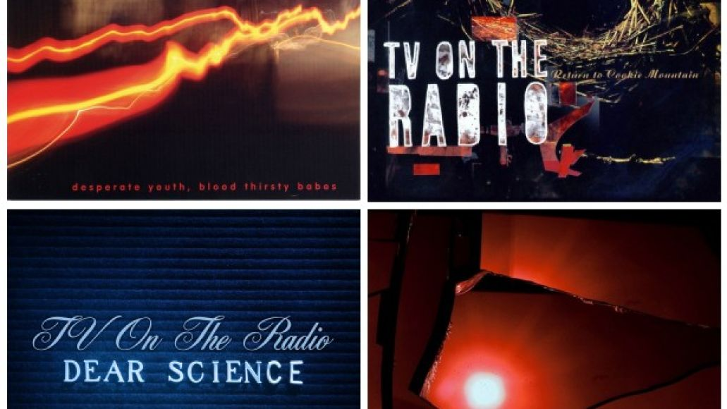 mosaic tvotr TV on the Radio: Love Stained Troubles