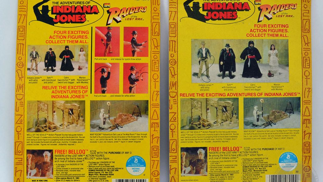 raiders figures The 5 Worst and Best Movie Action Figures