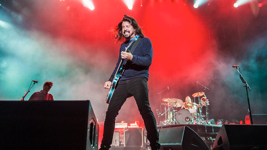 Foo Fighters Spotify Dave Grohl